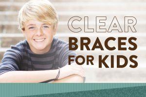 clear braces kids