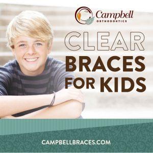 Clear braces for kids Naples Florida